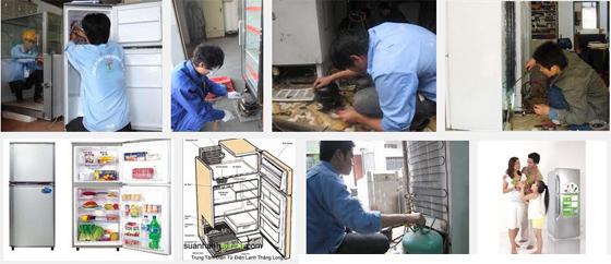 Hướng dẫn thay gas cho tủ lạnh an toàn và hiệu quả